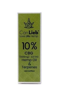 CBG 10% in Refined Hemp Oil with Terpenes / Batch: E420034 / 0.0% THC - image IMG_1578-e1588537591419-250x375 on https://www.canlieb.de