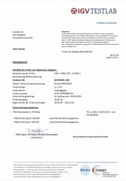 CBD + CBDA 10% Full Spectrum Organic Hemp Oil / Batches Lab Tested 8.5% - 11.5% CBD / <0.2% THC - image CBD_CBDA_10_E220811-250x360 on https://www.canlieb.de