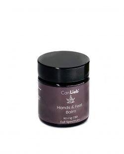 Premium Organic Skin Balm 30ml - Hands & Feet - CanLieb | Germany